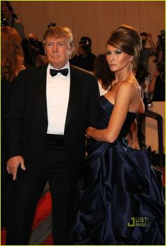 Beautiful and they deserve your respect liberals. They won...get over yourselves! Stop whining and get busy helping to turn America around after 8 years of a president bought and paid for by George Soros who hates America!!!