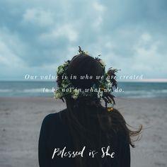 Be, Not Do | Women's Daily Devotion | Christian | Catholic | Inspiration