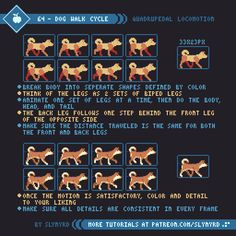 Animation Reference, Art Reference, Arte Indie, Frame By Frame Animation, Pixel Animation, Pixel Art Games, Animation Tutorial, Drawing Tips, Game Design