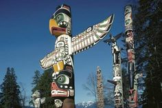 El parque Stanley en Vancouver - http://vivirenelmundo.com/el-parque-stanley-en-vancouver/8837