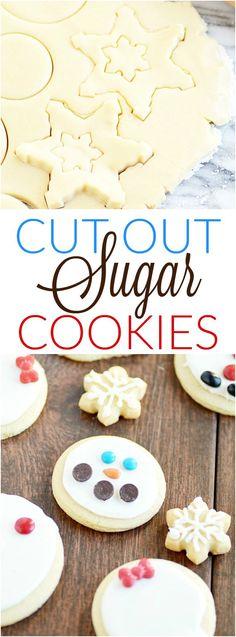 Sugar Cookie Recipe https://www.somethingswanky.com/sugar-cookie-recipe/?utm_campaign=coschedule&utm_source=pinterest&utm_medium=Something%20Swanky&utm_content=Sugar%20Cookie%20Recipe