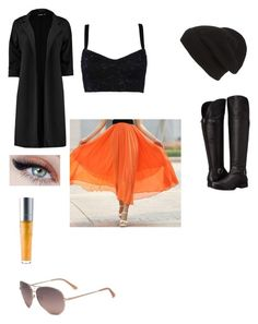 """My Fall Outfit"" by chevron145 ❤ liked on Polyvore featuring Phase 3, Bebe, Naturalizer, Dolce&Gabbana, Boohoo and Sue Devitt"
