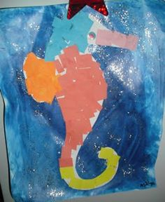 ABC and 123: Ocean Themed Activities