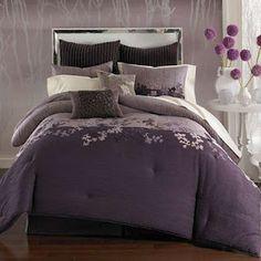 Redecorating Bedroom Ideas On Pinterest Plum Bedding
