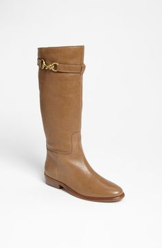 classic Coach boot at Anniversary Sale...