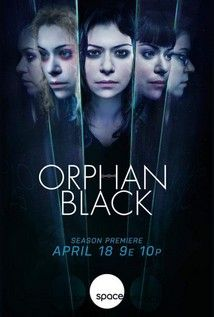Banco de Séries - Organize as séries de TV que você assiste - Orphan Black