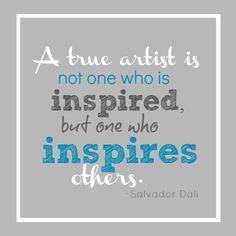 A True Artist...