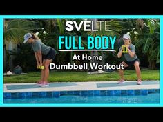 Full Body At Home Dumbbell Workout