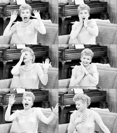 Joy requires no translation. God wanted the world to laugh - and He invented you, Lucy. Many are called, but you were chosen. You are an original. I Love Lucy Show, My Love, I Love Lucy Episodes, William Frawley, Vivian Vance, Lucille Ball Desi Arnaz, Slay Girl, Hollywood Heroines, Old Shows