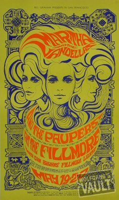 Artist:      Bonnie MacLean  Date: May 19, 1967 - May 20, 1967 Venue: Fillmore Auditorium (San Francisco, CA)