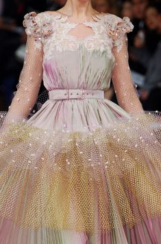 Alexis Mabille S/S 2013