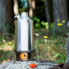 Kelly Kettle Stainless Base Camp