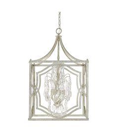 Capital Lighting 9482AS-CR Blakely Foyer Pendant | Capitol Lighting 1800lighting.com