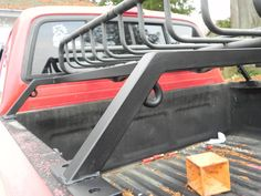 truck bed cross bar rack stake body - Google Search