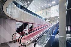 Gallery of Easton Commercial Center / Lahdelma & Mahlamäki Architects - 6