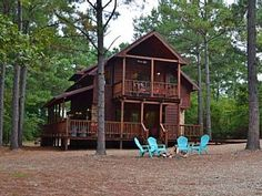 Silver Spur Cabin-2 bedroom, 2.5 Bath, Air hockey, Hot Tub, Fireplace & WIFIVacation Rental in Broken Bow from @homeaway! #vacation #rental #travel #homeaway
