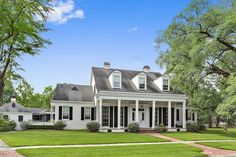Classically beautiful in every way, this Baton Rouge, LA home stands proud!