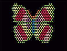 light bright patterns to print   GlowPeg Lite Brite Refills - Lite Brite Refill Sheets