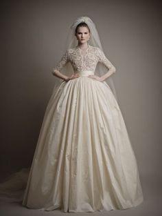 Свадебные платья Ersa Atelier 2015