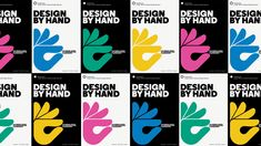 Design by Hand's craft-focused series needed a brand to sync with event branding & the Cooper-Hewitt institutional brand while shining a spotlight on sponsors