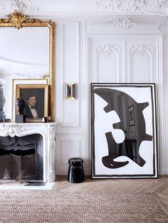 paris apartment | gilles and boissier