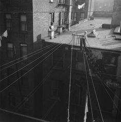 Brooklyn New York 1947 Photo: Stanley Kubrick