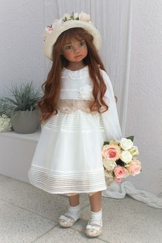 Order beautiful Claire at www.dollconnectionstore.com, layaway and shipping worldwide!