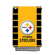 Pittsburgh Steelers #2 iPad Air Mini 2 3 4 Case Cover - Cases, Covers & Skins