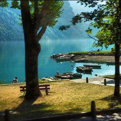 Lago di Poschiavo (GR), via the Bernina Express, Switzerland Bernina Express, Lacs, Northern Italy, Train Rides, Lake Como, Rivers, The Locals, Switzerland, Morocco