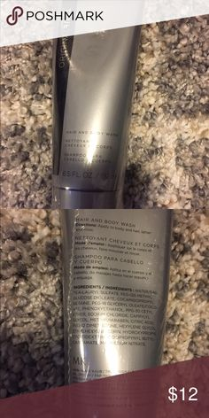 MK Men Hair and Body Wash Mary Kay Men Hair and Body Wash 6.5 fl. oz. BRAND NEW NEVER OPENED Mary Kay Other