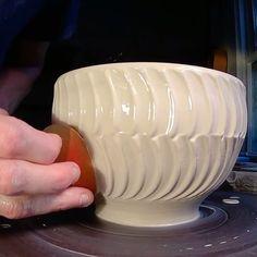 pottery application videos