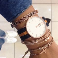 The Grace Selwyn by Daniel Wellington.