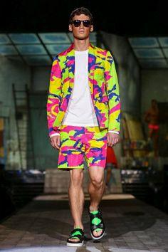 Dsquared2 Menswear Spring Summer 2015 Milan