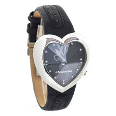 If you like keeping up with the latest fashion and accessory trends, buy Ladies' Watch Chronotech mm) at the best price.Gender: LadyType of movement: QuartzDiameter of the box: 40 mmBox material: SteelBracelet material: Leather. Olivia Burton, Pepe Jeans, Furla, Liu Jo, Just Cavalli, Watch Faces, Black Crystals, Best Brand, Trends