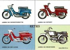 Old Motorcycles, 50cc, Transportation Design, Car Manufacturers, Illustrations And Posters, Tricycle, Custom Bikes, Vespa, Motorbikes