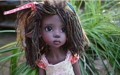 Beautiful Kaye Wiggs doll