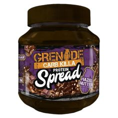 From Grenade Carb Killa Hazel Nutter Jar Spread 360 G White Chocolate Cookies, Chocolate Spread, Chocolate Filling, Chocolate Protein, Chocolate Caramels, Chocolate Flavors, Chocolate Hazelnut, Cookie Crisp, Whey Protein Concentrate