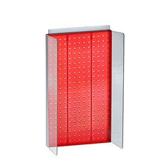 Azar Displays 700355RED 1375 W x 22 H Pegboard Powerwing in Translucent Red >>> More info could be found at the image url.
