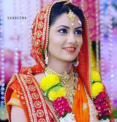 Sriti Jha Beautiful Girl Photo, Beautiful Girl Indian, Beautiful Bride, Bollywood, Sriti Jha, Choli Dress, Cutest Couple Ever, Kumkum Bhagya, Indian Tv Actress