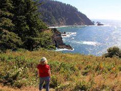 10 stunning ocean view hikes on the Oregon Coast