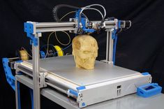 3DP Unlimited is offering an FFF 3D printer of epic proportions.