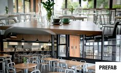 """Sanctum Apartments is just around the corner from one of the hottest cafes in Wellington, Pre-Fab! It's one of my favourite places to go for a coffee and a pastry on Saturday morning. Pure perfection! John Kettle, Wellington Real Estate Agent - Apartment Specialist, """"AT HOME in the City."""""""