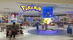 Visiting a Real Life Pokémon Center<--Can I have this on my Main Street right now please...
