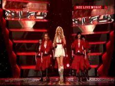 Eurovision 2006 Ukraine (Semi-final) - Tina Karol - Show me your love