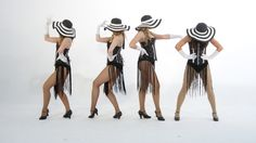 Upcycling retro entertainment, The Pin-Ups innovative entertainment show makes old things sparkly and new again.  Elite performers presenting original choreography with spectacular lead vocals nationwide. The girls now provide their new 1920's Gatsby style Production show.