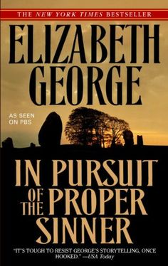 In Pursuit of the Proper Sinner (Inspector Lynley Book 10) by Elizabeth George http://www.amazon.com/dp/B001Y35GEC/ref=cm_sw_r_pi_dp_h13Hvb10Z026D