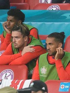 British Football, British Boys, Soccer Boys, Football Boys, England National Team, England Players, Jack Grealish, John Stones, Marcus Rashford