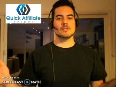 Quick Affiliate Sniper - Inside Review and INSANE FREE BONUS - Fergal Do...