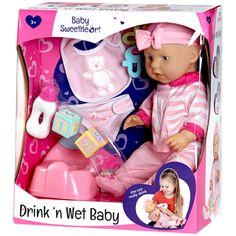 Drink en Plas Baby | Intertoys