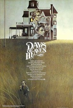 Days of Heaven (UK) 27x40 Movie Poster (1978)